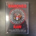 Ramones - Raw DVD (M-/M-) -punk rock-