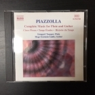 Piazzolla - Complete Music For Flute And Guitar CD (M-/M-) -klassinen-