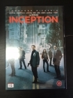 Inception DVD (M-/M-) -toiminta/sci-fi-