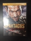 Spartacus - Blood And Sand 5DVD (VG+-M-/M-) -tv-sarja-