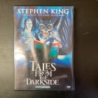 Tales From The Darkside DVD (VG+/M-) -kauhu-