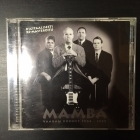 Mamba - Vaaran vuodet 1984-1999 2CD (VG+-M-/VG+) -pop rock-