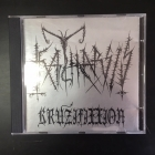 Katharsis - Kruzifixxion (FRA/N:E:D001/2003) CD (M-/VG+) -black metal-