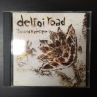 Delfoi Road - Sound Sleeper CDEP (M-/M-) -pop rock-