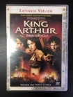 King Arthur (director's cut) DVD (M-/M-) -toiminta-