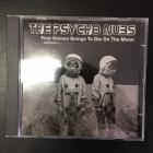 Psycho Nubs - First Human Beings To Die On The Moon CD (VG+/M-) -garage punk-