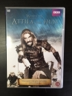Warriors - Attila The Hun DVD (VG+/M-) -dokumentti-