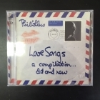 Phil Collins - Love Songs 2CD (VG+/M-) -pop rock-