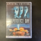 Independence Day (special edition) 2DVD (VG+/M-) -toiminta/sci-fi-