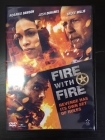 Fire With Fire DVD (M-/M-) -toiminta-