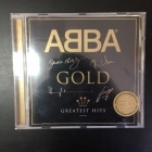 ABBA - Gold (Greatest Hits) (limited signature edition) CD (VG+/VG+) -pop-