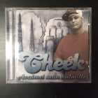Cheek - Avaimet mun kulmille CD (VG+/VG) -hip hop-