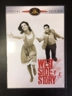 West Side Story (special edition) 2DVD (M-/M-) -draama/musikaali-