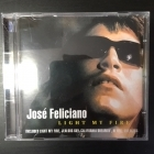 Jose Feliciano - Light My Fire CD (VG+/M-) -soft rock-
