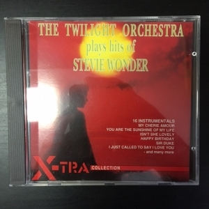 Twilight Orchestra - Plays Hits Of Stevie Wonder CD (M-/VG+) -easy listening-