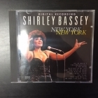 Shirley Bassey - New York, New York CD (M-/VG+) -pop-