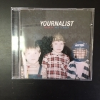 Yournalist - Horror And Terror CD (M-/VG+) -indie rock-
