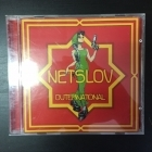 Netslov - Outernational CD (VG+/M-) -electro-