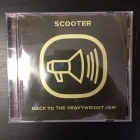Scooter - Back To The Heavyweight Jam CD (VG/VG+) -trance-
