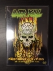 Overkill - Live Wrecking Everything DVD (VG+/M-) -thrash metal-