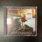 Leevi And The Leavings - Rakkauden planeetta CD (VG/M-) -pop rock-