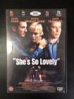 She's So Lovely DVD (VG+/M-) -draama-