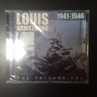 Louis Armstrong - The Satchmo Era 1941-1946 CD (avaamaton) -jazz-