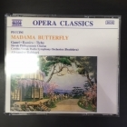 Puccini - Madama Butterfly 2CD (VG+/M-) -klassinen-