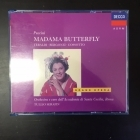 Puccini - Madama Butterfly 2CD (VG/M-) -klassinen-