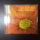 Glenn Miller - Music And Romance CD (VG+/M-) -swing-