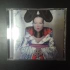 Björk - Homogenic CD (VG/VG+) -art pop-