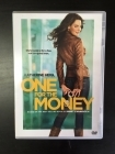 One For The Money DVD (M-/M-) -toiminta/komedia-
