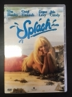 Splash DVD (M-/M-) -komedia-