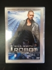 I, Robot (special edition) 2DVD (VG/M-) -toiminta/sci-fi-