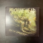 Machine Head - Unto The Locust (deluxe edition) CD+DVD (M-/VG+) -groove metal-