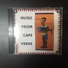 Music From Cape Verde CD (VG+/VG+)