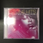 Angie Stone - Stone Hits (The Very Best Of) CD (VG/VG+) -soul-