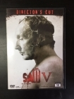 Saw V (director's cut) DVD (M-/M-) -kauhu-