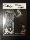 Gerry Mulligan Quartet / Art Farmer & Jim Hall - Ralph J. Gleason's Jazz Casual DVD (VG+/M-) -jazz-