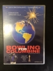 Bowling For Columbine DVD (VG+/M-) -dokumentti-