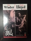 Paul Winter Sextet / Charles Lloyd Quartet - Ralph J. Gleason's Jazz Casual DVD (VG+/M-) -jazz-