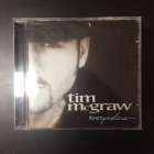 Tim McGraw - Everywhere CD (VG+/M-) -country-