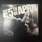 5th Of April - Prunk! CD (VG/VG+) -pop rock-
