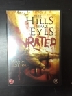Hills Have Eyes (unrated) DVD (M-/M-) -kauhu-