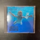 Nirvana - Nevermind CD (VG/M-) -grunge-