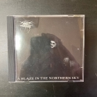 Darkthrone - A Blaze In The Northern Sky CD (VG+/VG+) -black metal-