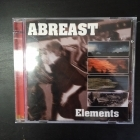 Abreast - Elements CD (M-/VG+) -hardcore-