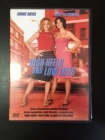 High Heels And Low Lifes DVD (M-/M-) -toiminta/komedia-