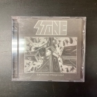 Stone - Emotional Playground (remastered) CD (M-/M-) -thrash metal-