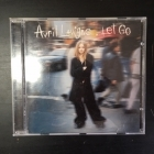 Avril Lavigne - Let Go CD (VG/VG+) -pop rock-